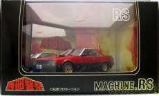 1/43 マシン RS(レッド×ブラック)|スカイネット