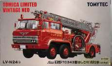 1/64 TLV-N24b 日野 TC343型|TOMY TEC