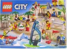 レゴ シティのビーチ|LEGO