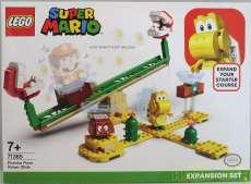 LEGO パックンフラワーのバランスチャレンジ|LEGO