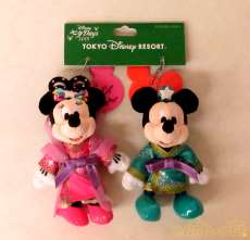 ミッキー&ミニー DISNEY