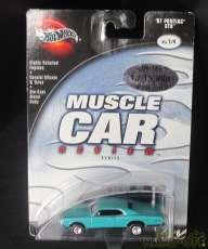 MUSCLE CAR|Hot Wheels
