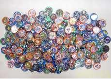 【超大量セット!】妖怪メダル 大吉メダル含む 管理No.1463|BANDAI