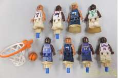 【ジャンク】LEGOスポーツ NBA Arena バスケ 管理No.2697S|LEGO
