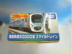 【未開封】プラレール 西武30000系 スマイルトレイン 管理No.2739 TAKARA TOMY