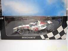 1/18 ホンダ レーシング F-1チーム RA106 2006 管理No.2048|MINICHAMPS