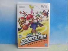 【未開封】Mario Sports Mix 管理No.2504|NINTENDO