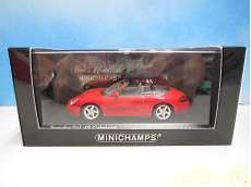 1/43 PORSCHE 911 4S Cabriolet 管理No2068|MINICHAMPS