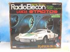 【年代物!】ランチアストラトス ラジオエレコン 管理No.1497|SHINSEI シンセイ