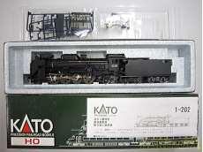 HOゲージ D51(標準形)1-202 管理No.2002|KATO