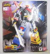 スーパーロボット超合金 ゴッドシグマ 管理No.1672|バンダイ