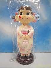 ペコちゃん首振り人形 管理No.2180|不二家