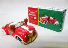 ミッキーのロードスター ディズニークリスマス2012 TOMY