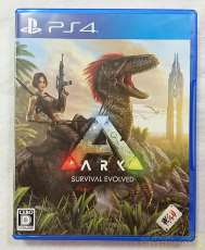 ARK:Survival Evolved 説なし|スパイク チュンソフト