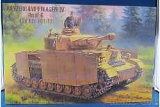 1/35 ドイツ IV号戦車G型 GSIクレオス