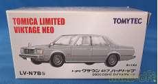 1/64 TLV-N78B トヨタクラウン 2800ロイヤル|TAKARA TOMY