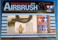 TAMIYA-BADGER 250 AIRBRUSU|TAMIYA