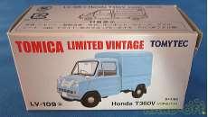 TLV-109a Honda T360 パネルバン (水色)|TAKARA TOMY