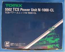 TCSパワーユニット N-1000-CL TOMIX