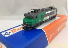 フランス国鉄 BB7200 FRET407223|ROCO