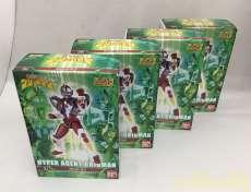 スーパーミニプラ 電光超人グリットマン全4種セット|バンダイ