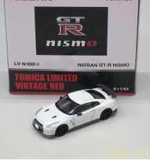 日産GT-R NISMO ホワイトカラー