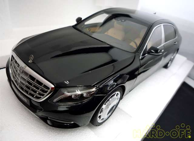 Auto arte Mercedes clase 1 de marketing Maybach S escala 18 coche
