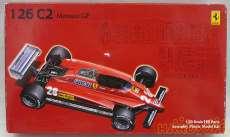1/20 GP6 フェラーリ126C2 1982 モナコGP