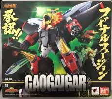 超合金魂 GX-68 勇者王ガオガイガー|超合金魂