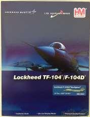 航空自衛隊 F-104DJ 複座練習機 第207飛行隊|ホビーマスター