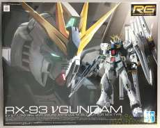 1/144 RG RX-93 νガンダム BANDAI SPIRITS