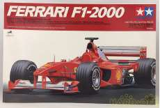 フルビュー フェラーリ F1-2000(クリヤーレッド仕様) TAMIYA