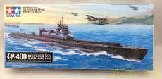 1/350 日本特型潜水艦 伊-400|TAMIYA