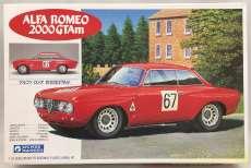 1/24アルファ ロメオ 2000GTAm シリーズNo.6|グンゼ産業