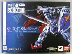 METAL ROBOT魂 騎士ガンダム リアルタイプVer.|ロボット魂