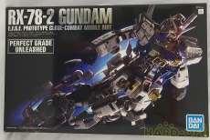 1/60 PG UNLEASHED RX-78-2 ガンダム|バンダイ
