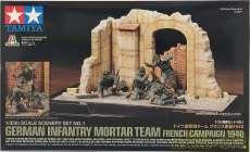 1/35 ドイツ追撃砲チーム フランス戦線 1940|タミヤ