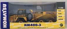 1/50 HM400-3 ダンプトラック ファーストギア