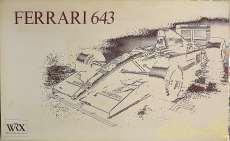 FERRARI 643 WRX|ROSSO