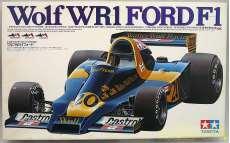 1/12 ウルフ WR-1 フォード