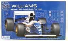1/20 ウィリアムズFW16 ブラジルGP|フジミ模型