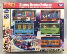 ミッキー&フレンズ ミュージカルパレード貨車セット|TAKARA TOMY
