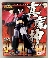 スーパーロボット超合金 真マジンガーZ|超合金