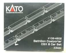 BETHGON COALPORTER CSX|KATO