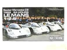 1/43 Sauber Mercedes C9|hpi-racing