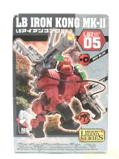 LBアイアンコング MK-Ⅱ|TOMY