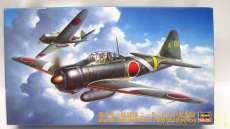三菱 A6M2B 零式艦上戦闘機21型|HASEGAWA