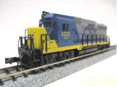 EMD GP30 CSX ATLAS