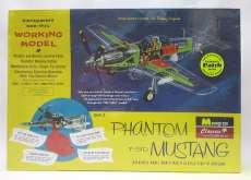 ファントム ムスタング F-51D|MONOGRAM