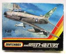 FJ-4B FURY|MATCHBOX